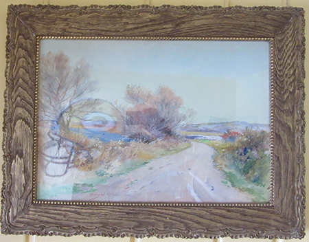 Pastel by Henry W. Rice