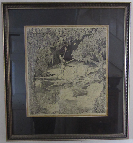 Print of Diana by Richard Snith